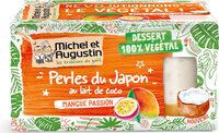 Perles du Japon coco mangue passion 2x90g - Product - fr
