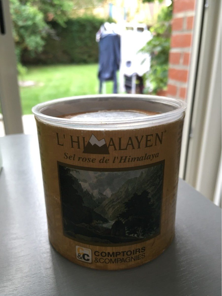 Sel Rose De L'Himalaya - Product