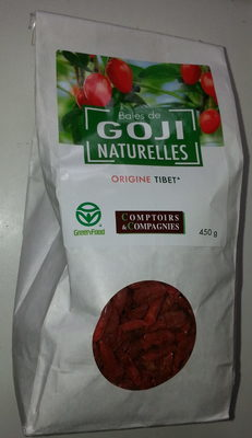 Baies de goji - Product - fr