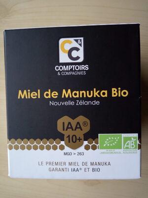 Miel de Manuka IAA10+ Bio - Produit