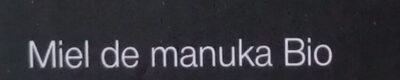 Miel de Manuka IAA10+ Bio - Ingrédients