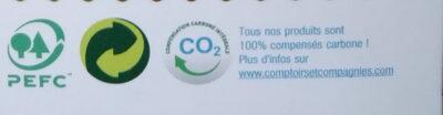 Miel de Manuka IAA10+ Bio - Instruction de recyclage et/ou informations d'emballage