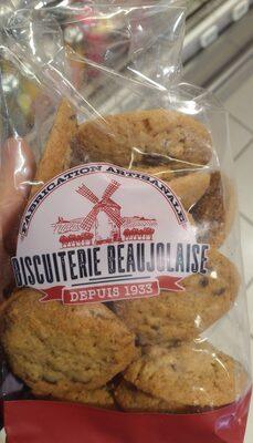 Cookies Noix & Chocolat - Produit - fr
