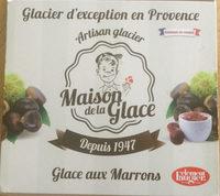 Glace Aux Marrons Glaces - Product - fr