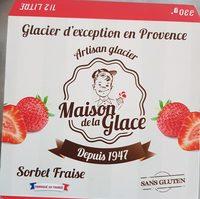 500ML Sorbet Fraise - Product - fr