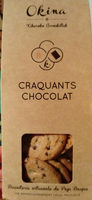 Traditional Basque Chocolate Biscuits - Product - fr