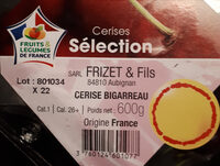 Cerise - Product - fr