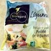 Légumes surgelés Mélange pour Poêlée de légumes - Produit