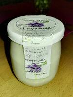 yaourt fermier lavande - Product