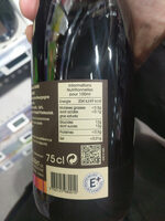 Nectar De Bourgogne - Nutrition facts