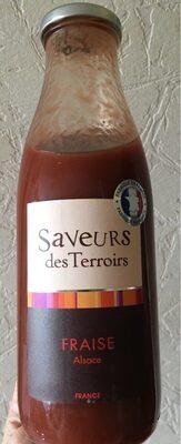 Boisson à la fraise - Produit - fr