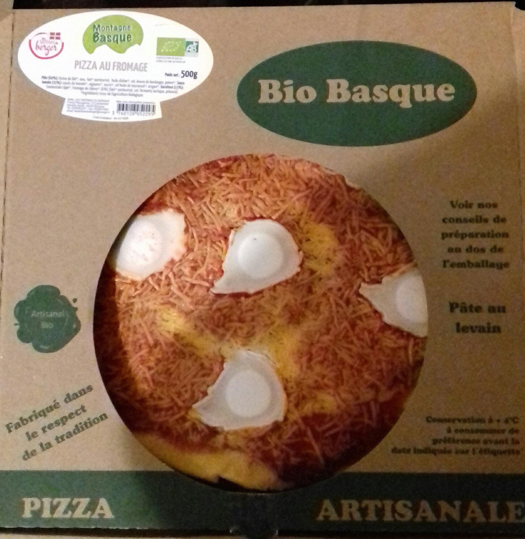 pizza au fromage - Produit - fr