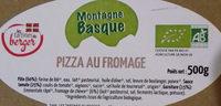 pizza au fromage - Ingrédients - fr