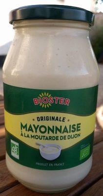"""Mayonnaise à la moutarde de Dijon """"Originale"""" - Product - fr"""