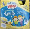 Goûters Lactés Vanille - Product