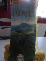 Pomme de terre d'Auvergne AGATA 5 - Produit