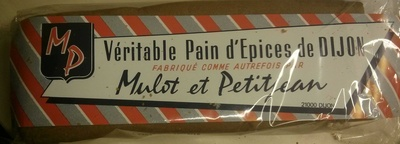 Véritable Pain d'épices de Dijon - Produit - fr
