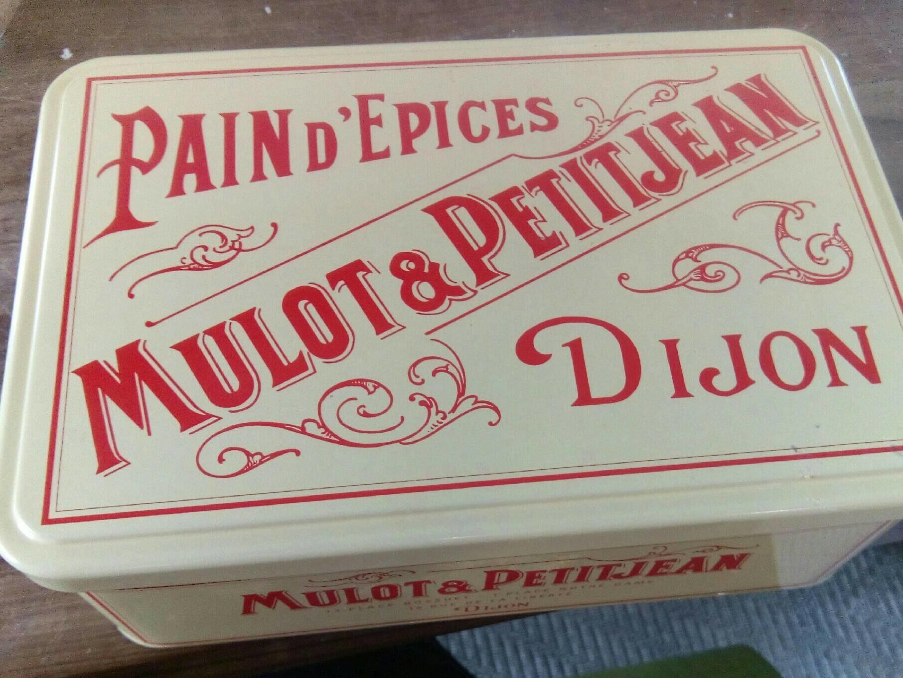 Pain d'épices - Prodotto - fr