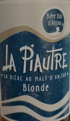 Biere Piautre Blonde - Product