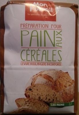 Mon Fournil, Préparation pour pain aux céréales - Product