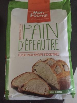 Pain d'épeautre - Produit - fr