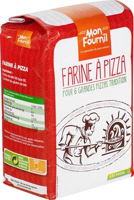 Farine à pizza T00 - Product
