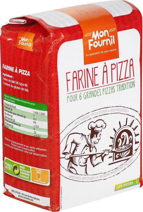 Farine à pizza T00 - Product - fr