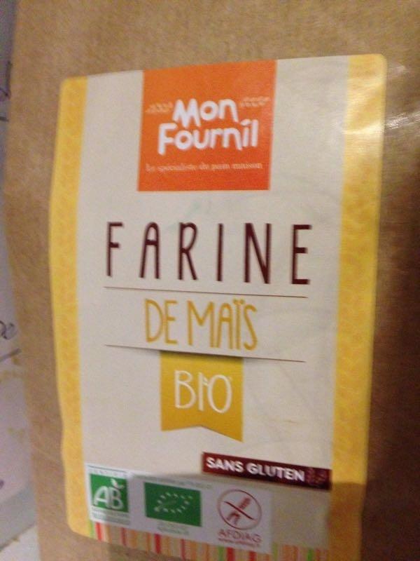 Farine de Maïs Bio - Product - fr