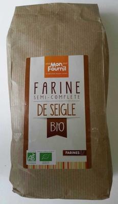 Farine semi-complète de seigle - Prodotto - fr