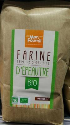 Farine semi-complète d'épeautre bio - Product - fr