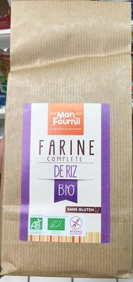 Farine complète de riz - Produit - fr