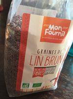 Graines de Lin Brun - Informations nutritionnelles - fr