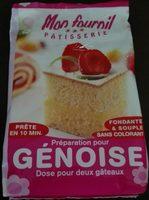 Préparation pour génoise - Produit - fr