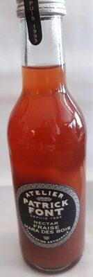 Nectar fraise mara des bois - Produit