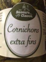 Cornichons - Produit - fr
