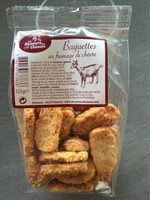 Baguette au fromage de chèvre - Product - fr