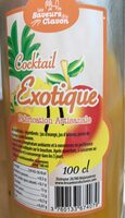 Cocktail exotique - Product - fr