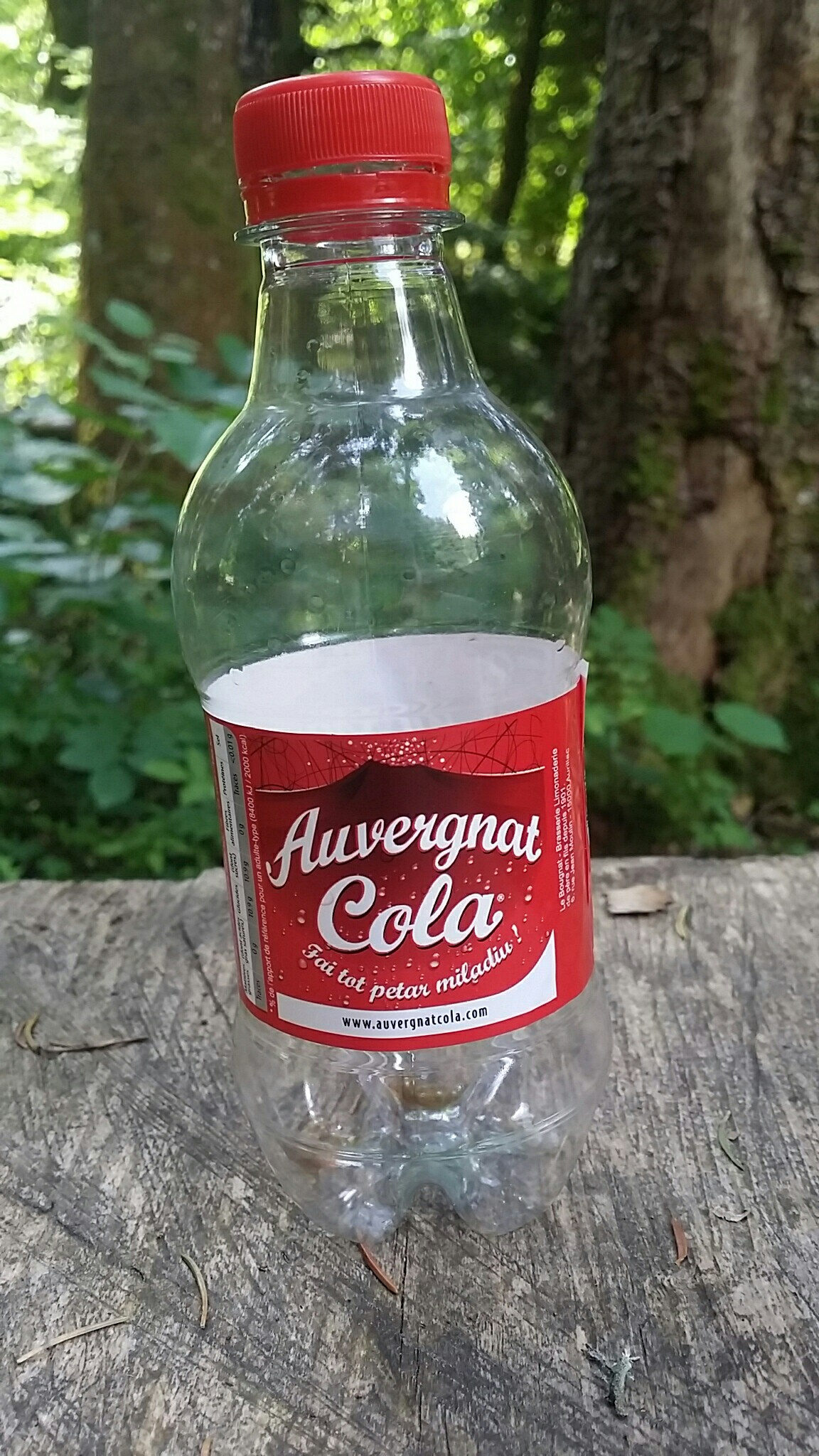 Auvergnat Cola - Prodotto - fr