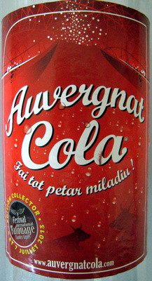 Auvergnat Cola - Product