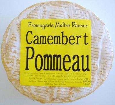 Camembert (20% MG) Pommeau - 2