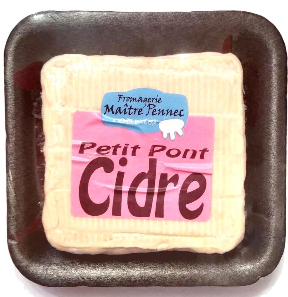 Petit Pont Cidre (24% MG) - Product