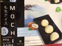 Mochi Coconut Ice Cream - Produit