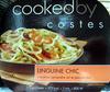 Linguine Chic (crevettes coriandre ail et poivre noir) - Product