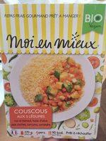 Couscous aux 5 Légumes - Product - fr