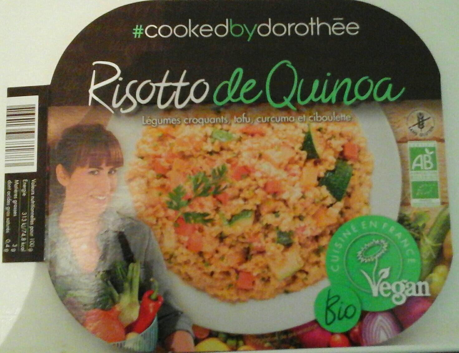 Risotto de Quinoa - Product