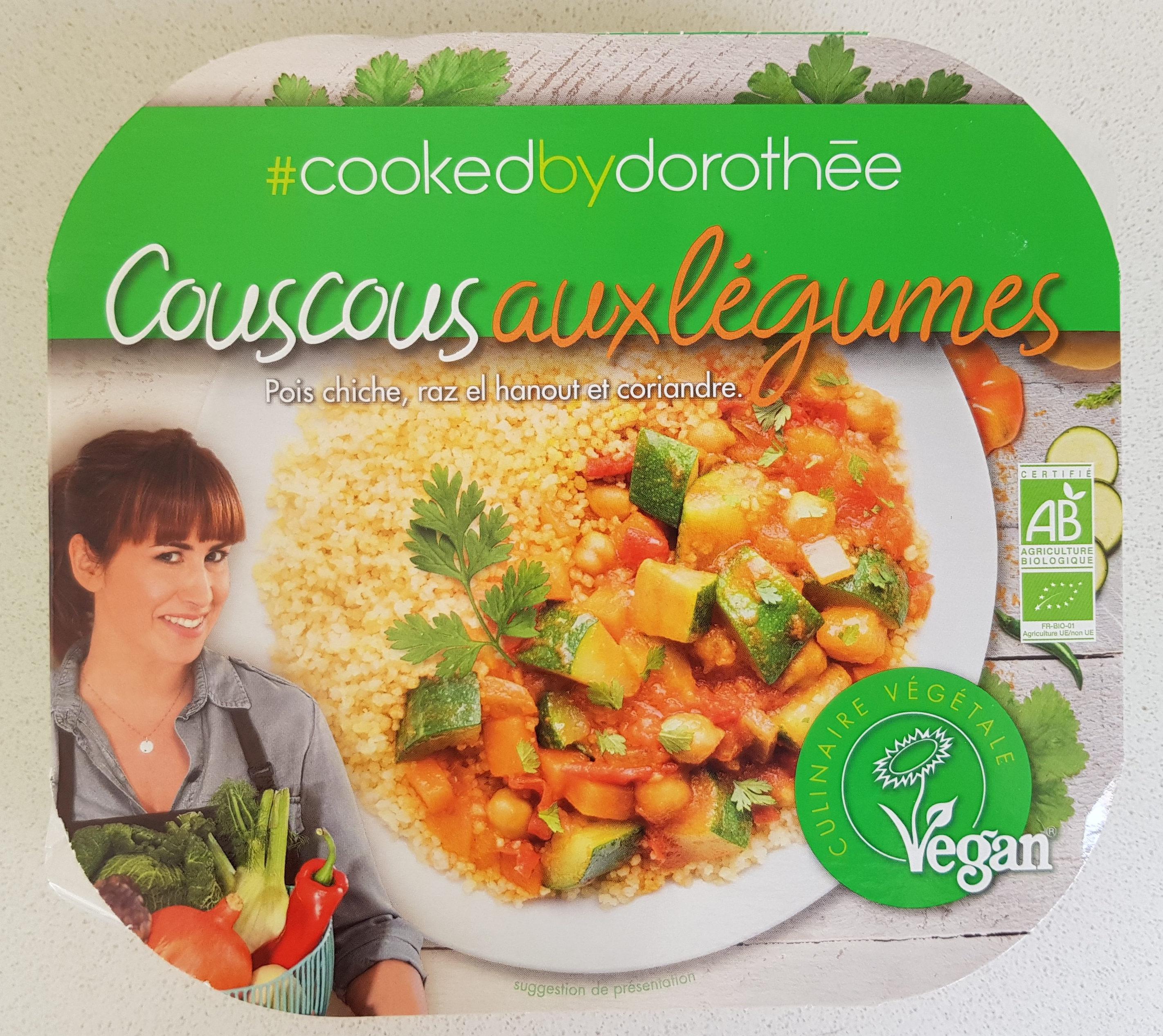 Coucous Aux Legumes - Produit - fr