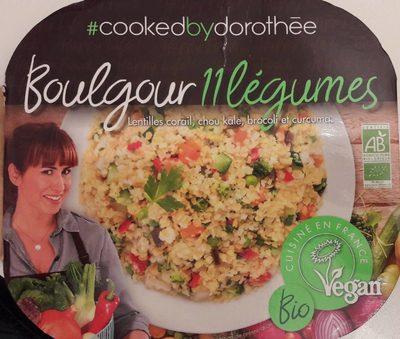 Boulgour 11 légumes - Produit - fr