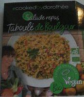 Taboulé Boulgour - Produit - fr