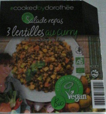 Salade 3 lentilles - Produit - fr