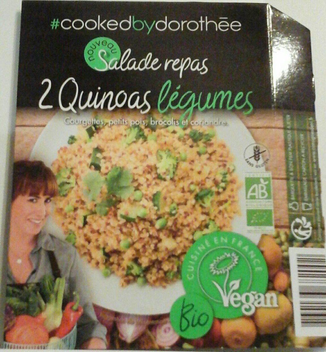 Salade 2 quinoas - Produit - fr